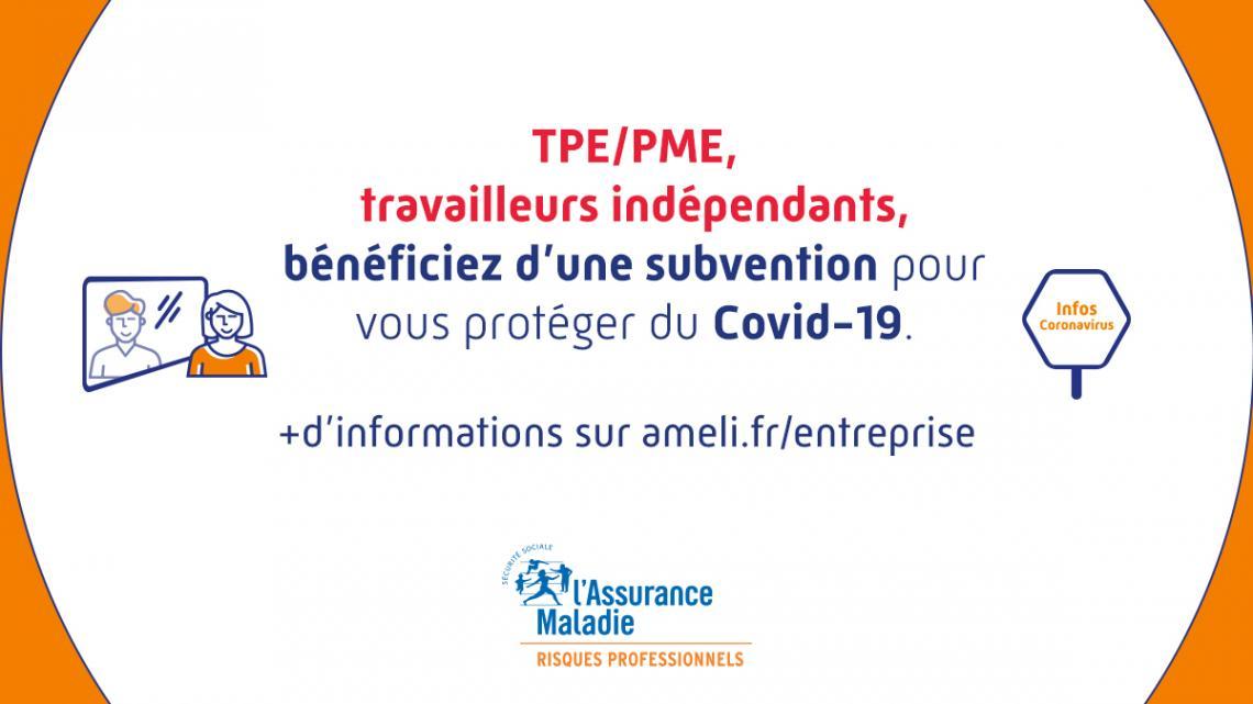 subvention entreprise covid 19